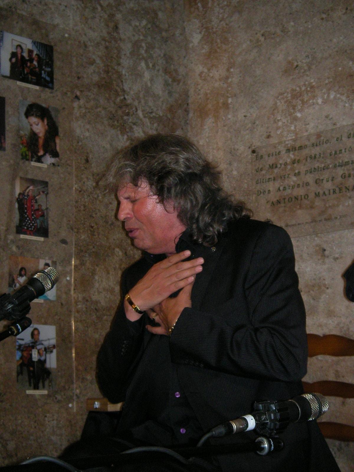 José Mercé, Taranto de Oro