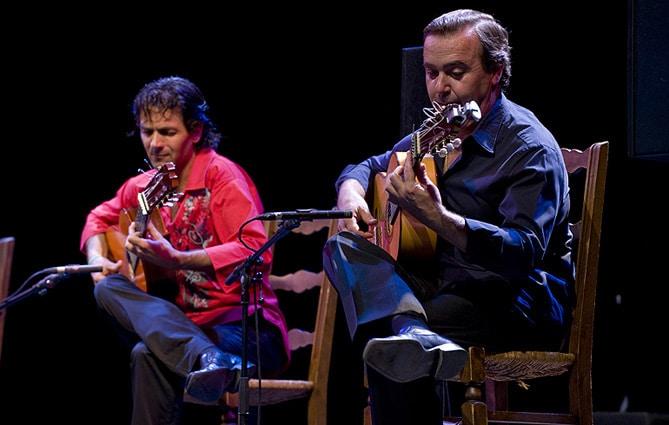Compadres (fuente: http://flamenco.eninternet.es)