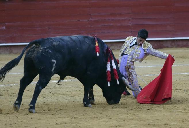 Mendaz, de Zalduendo, en la inolvidable faena de Alejandro Talavante (Fuente: elmundo.es)
